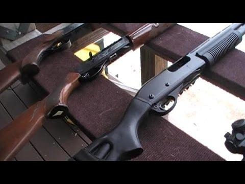 Tipos de Escopeta