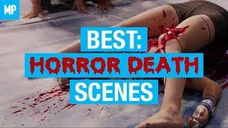 Best Horror Movie Deaths