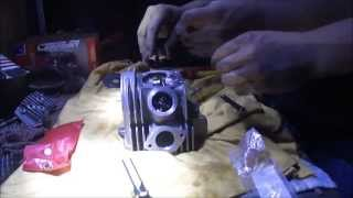 [Pit Bike] Remontage Culasse Jialing GPX 125cc