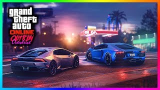 GTA Online The Outrun Overdrive DLC Update Concept - NEW Vehicles, Nightclubs & MORE! (GTA 5 DLC)
