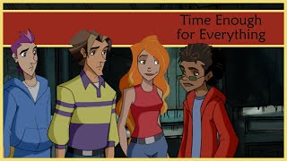 Class of the Titans - Time Enough for Everything