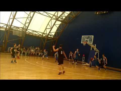 Basketball U14 KB Riinvest vs M-Junior 17.05.2017