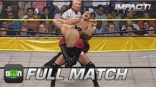 AJ Styles vs Low-Ki: FULL MATCH (NWA-TNA PPV #5 - July 17, 2002) | IMPACT Wrestling Full Matches