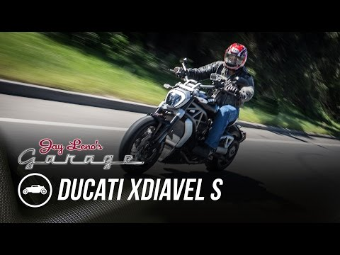 2016 Ducati XDiavel S Jay Leno s Garage