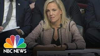 DHS Secretary Nielsen On S***hole Comment