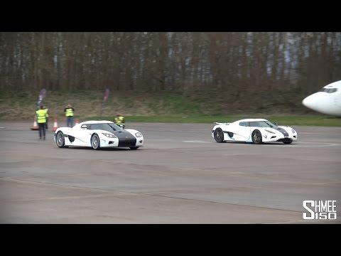 Xxx Mp4 DRAG RACE Koenigsegg Agera N Vs Koenigsegg CCX Vmax Stealth 3gp Sex