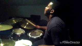 Isaac Carree- In the middle of it, drum cover by Dionte Densmore