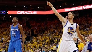Oklahoma City Thunder vs Golden State Warriors - Game 5 - Full Highlights | 2016 NBA Playoff