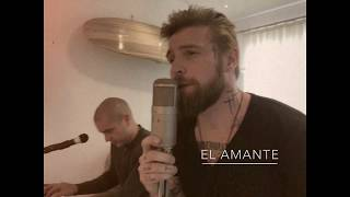 Marlon Alves - El Amante | MAs Session (covers) In home