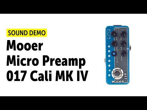 Xxx Mp4 Mooer Micro Preamp 017 Cali MK IV Sound Demo No Talking 3gp Sex