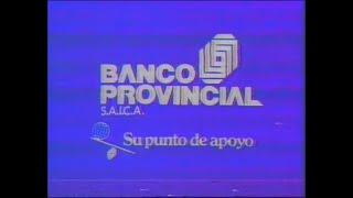Comercial Banco Provincial 1982 Venezuela