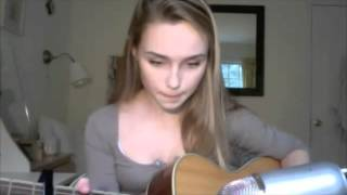 Young & Beautiful - Lana Del Rey (Cover) by Alice Kristiansen
