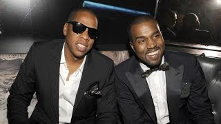 Kanye West and Jay Z Reunite at Blue Ivy