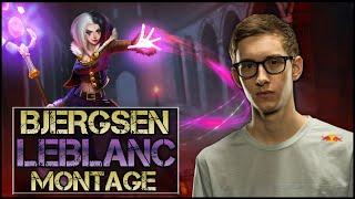 Bjergsen Montage - Best LeBlanc Plays