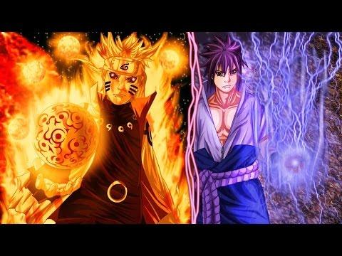 AMV/GMV Sasuke vs Naruto-last epic battle♫Android porn♫.