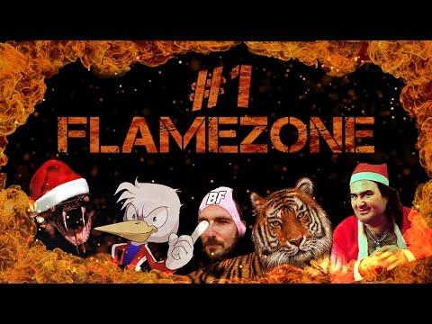 FLAMEZONE 1 con Luke4316 Capobastone Pio3D Rosario Muniz Mr.Hide Billi Foster e tanti altri