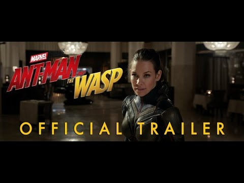 Xxx Mp4 Marvel Studios 39 Ant Man And The Wasp Official Trailer 1 3gp Sex