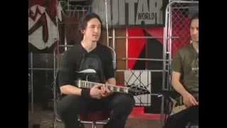 Gojira Guitar World Full Interview