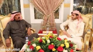 لقاء نائب رئيس نادي الطائي | عبدالله العديلي | الجزء الاول