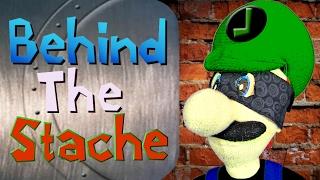 Luigi's Evil!?! - ALTERNATE CUT - Behind The Stache
