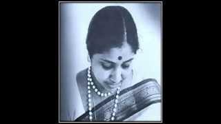 Asha Bhosle - Aankhen Ro Ro Haar Gayi - Majboori (1954)