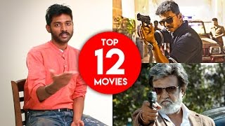 Top 12 Biggest Hit Tamil Movies of 2016