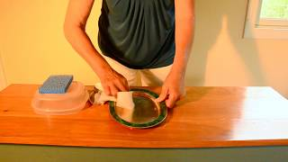 How To Clean Very Tarnished Silverware With A Polishing Cloth