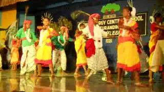 Santali Dance- AECS turamdih Jamshedpur.mp4