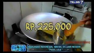 On The Spot - Makanan Indonesia yang Mahal di Luar Negeri