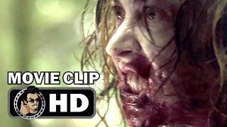 HERE ALONE Exclusive Movie Clip - Camping (2017) Lucy Walters Zombie Horror Movie HD