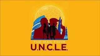 The Man From U.N.C.L.E. ultimate soundtrack suite by Daniel Pemberton