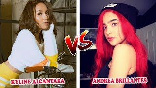 Best Kyline Alcantara VS Andrea Brillantes ( Best Tv Actress Battle ) Musically Compilation