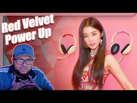 Red Velvet(레드벨벳) - Power Up MV REACTION!!! What Irene Wants, Irene Takes