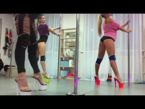 SHIKULA workshop Lviv exotic pole dance