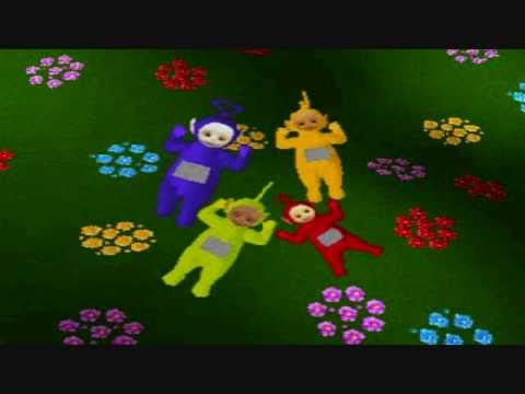 VideoDaube PS Teletubbies