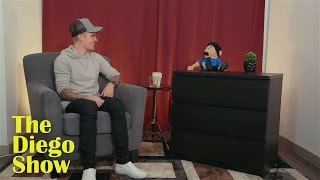 Funny Justin Bieber Interview with Diego | Awkward Puppets