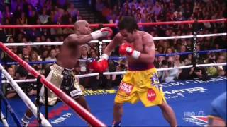 Classic Round - Mayweather V Pacquiao Highlights