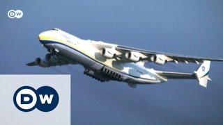 Antonov An-225: ride a colossus | DW English