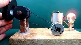 Free energy Self Running Machine 100% Real | New Technology idea projects at Home