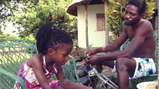Bobi wine: Dad daughter talk with Shalom