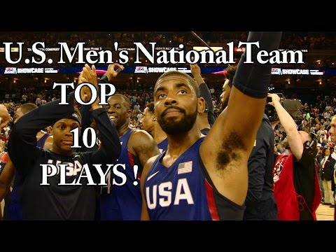 watch Top 10 Plays From 2016 U.S. Men's National Team Exhibition Tour!