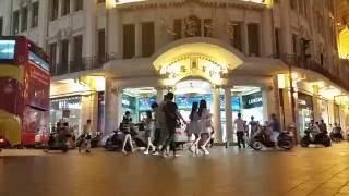 Shanghai  Nanjing Road - unedited