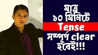 How to understand tense easily by TalentHut (Bangla tutorial)