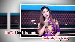 Bài tình ca cho em - Đào Anh Thư karaoke