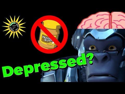 Xxx Mp4 Game Thinking Winston IS Depressed Overwatch 3gp Sex