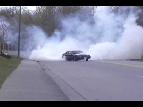 1985 Mustang GT 3rd Gear Burner