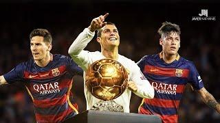 Cristiano Ronaldo vs Lionel Messi vs Neymar Jr ● Who's Best 2015/2016