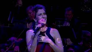 Natalie Cordone with the Greensboro Symphony Orchestra