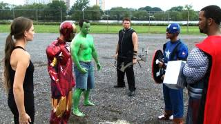 The Urban Promise Avengers All Camp Day Movie (Special Edition)