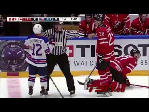 США-Канада 4-2 | МЧМ 2016 |